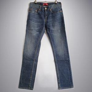 Levi's 511 Slim Fit Jeans W32 L34